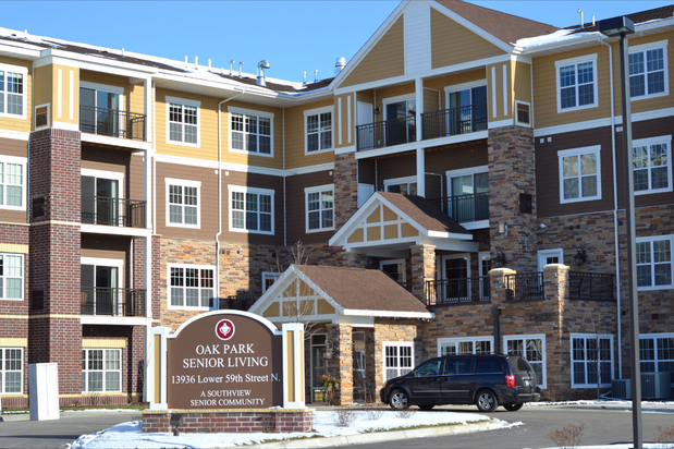 Oak Park Heights Mn Apartments