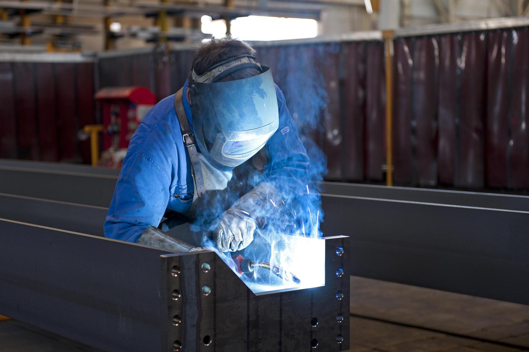 Wir sind ein zertifizierter schweißtechnischer Fachbetrieb, gem. 1090 (EXC 3).