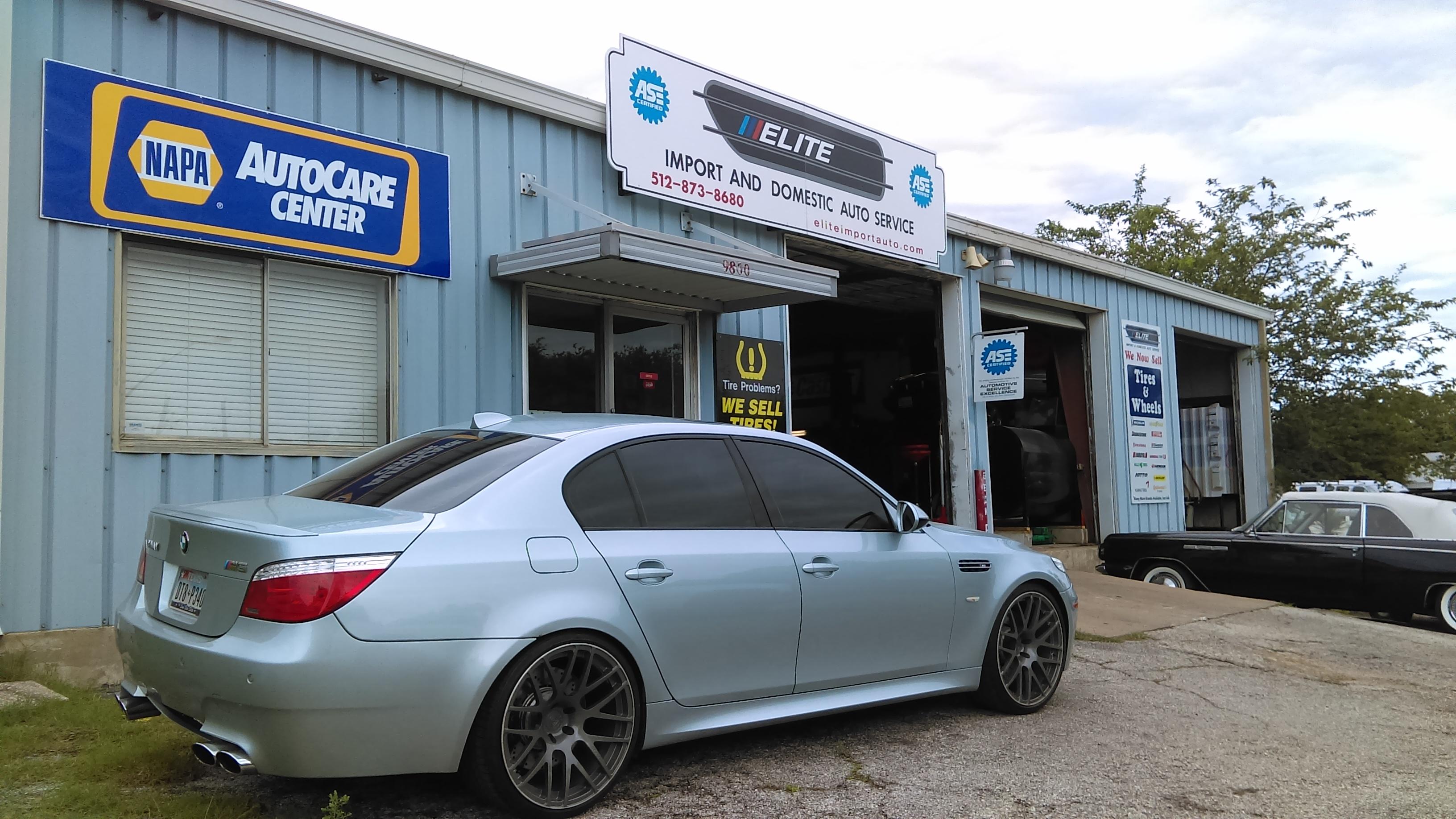 Elite Import Auto Service