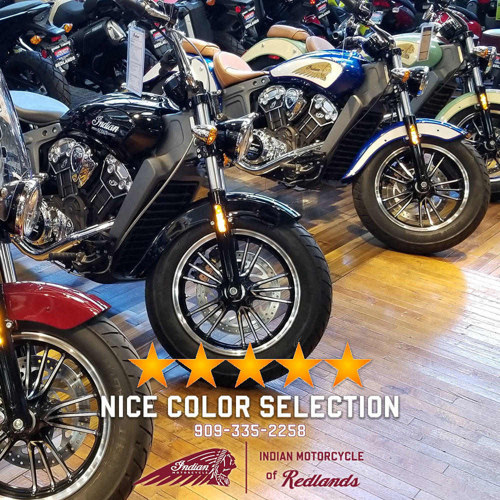 INDIAN MOTORCYCLE REDLANDS image 34