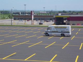 Air-Lignes de Stationnement à Québec