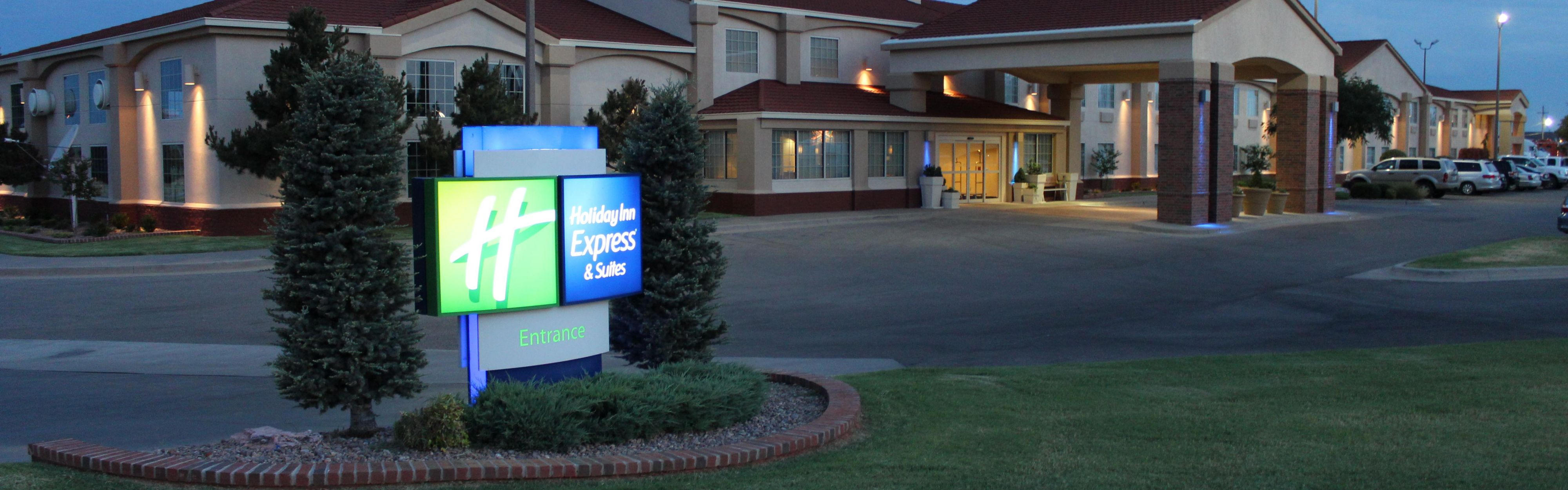 Holiday Inn Express & Suites Weatherford image 0