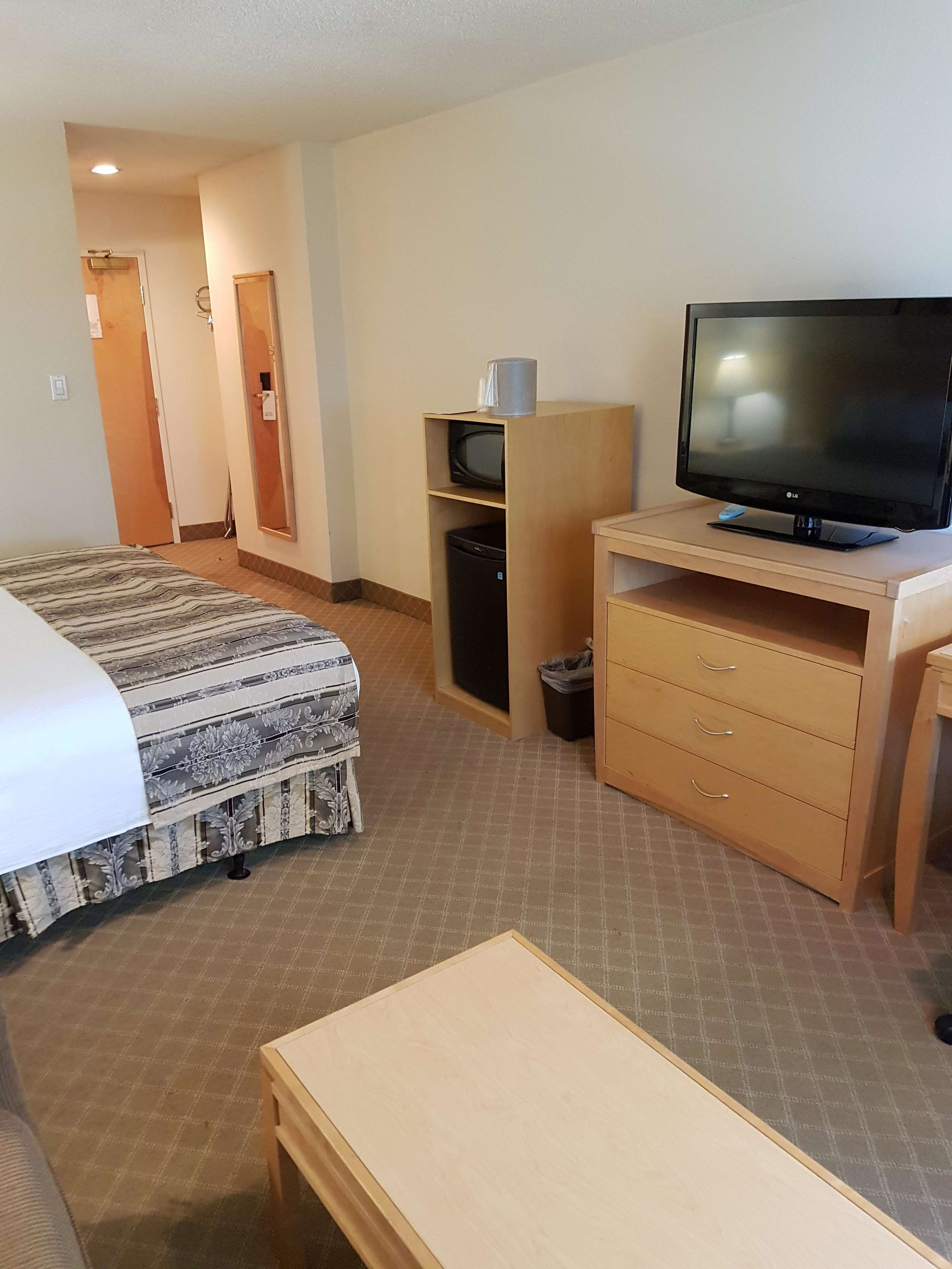 SureStay Plus Hotel by Best Western Coquitlam in Coquitlam: King with Sofabed
