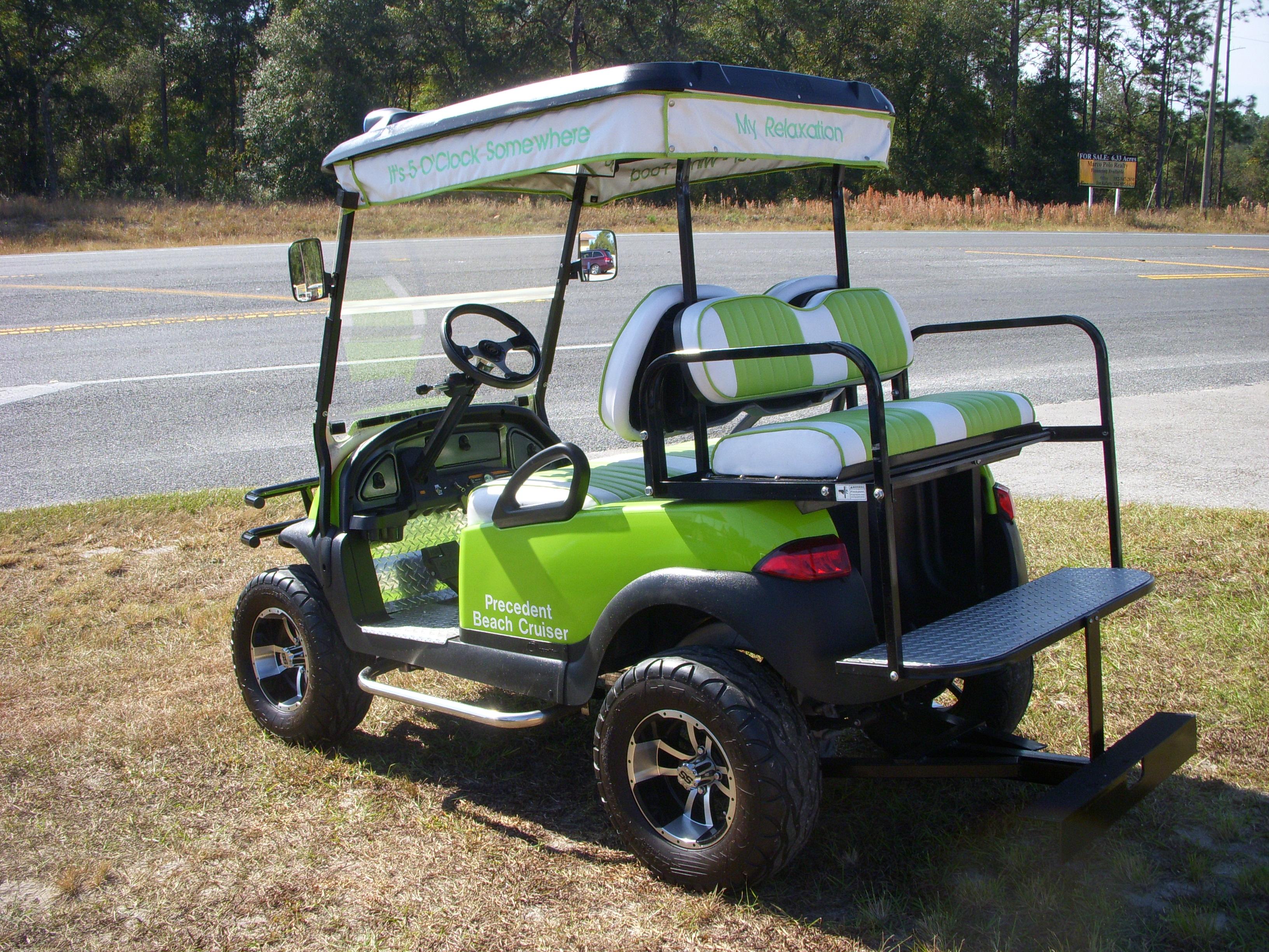 STM Golf Carts image 2