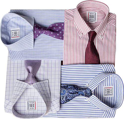 Create a beautiful shirt that fits you the way you want it to.