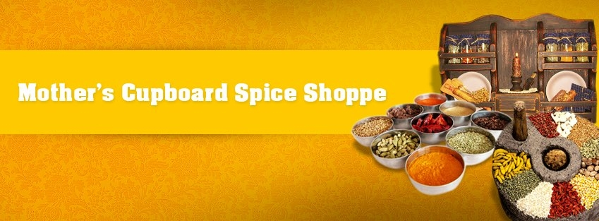 Mothers Cupboard Spice Shoppe - ad image