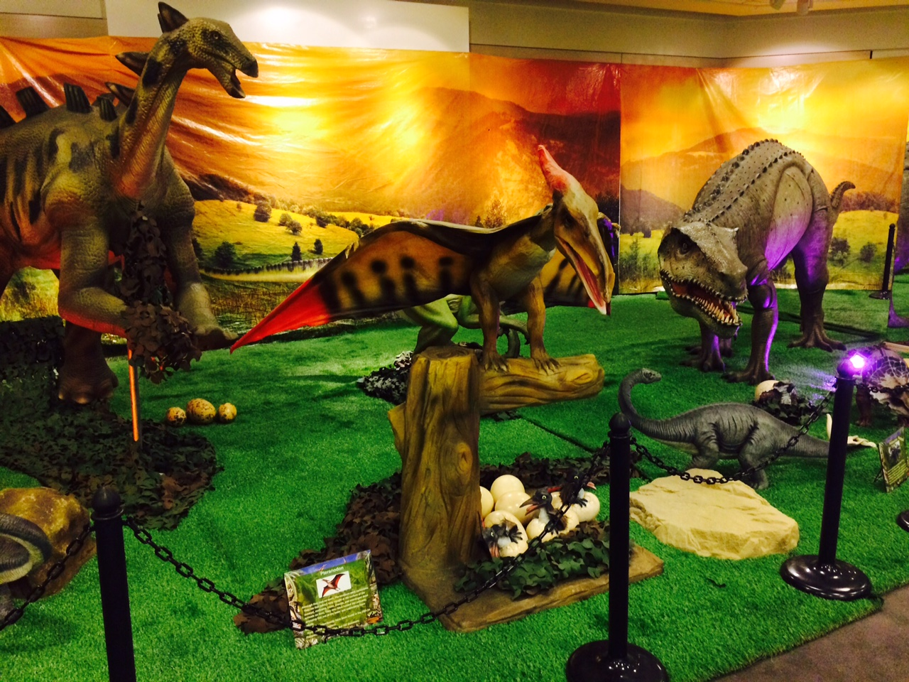 Wonder Of Dinosaurs Redondo Beach Ca