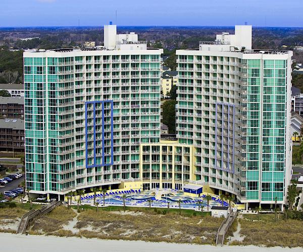 Avista Resort In North Myrtle Beach, SC