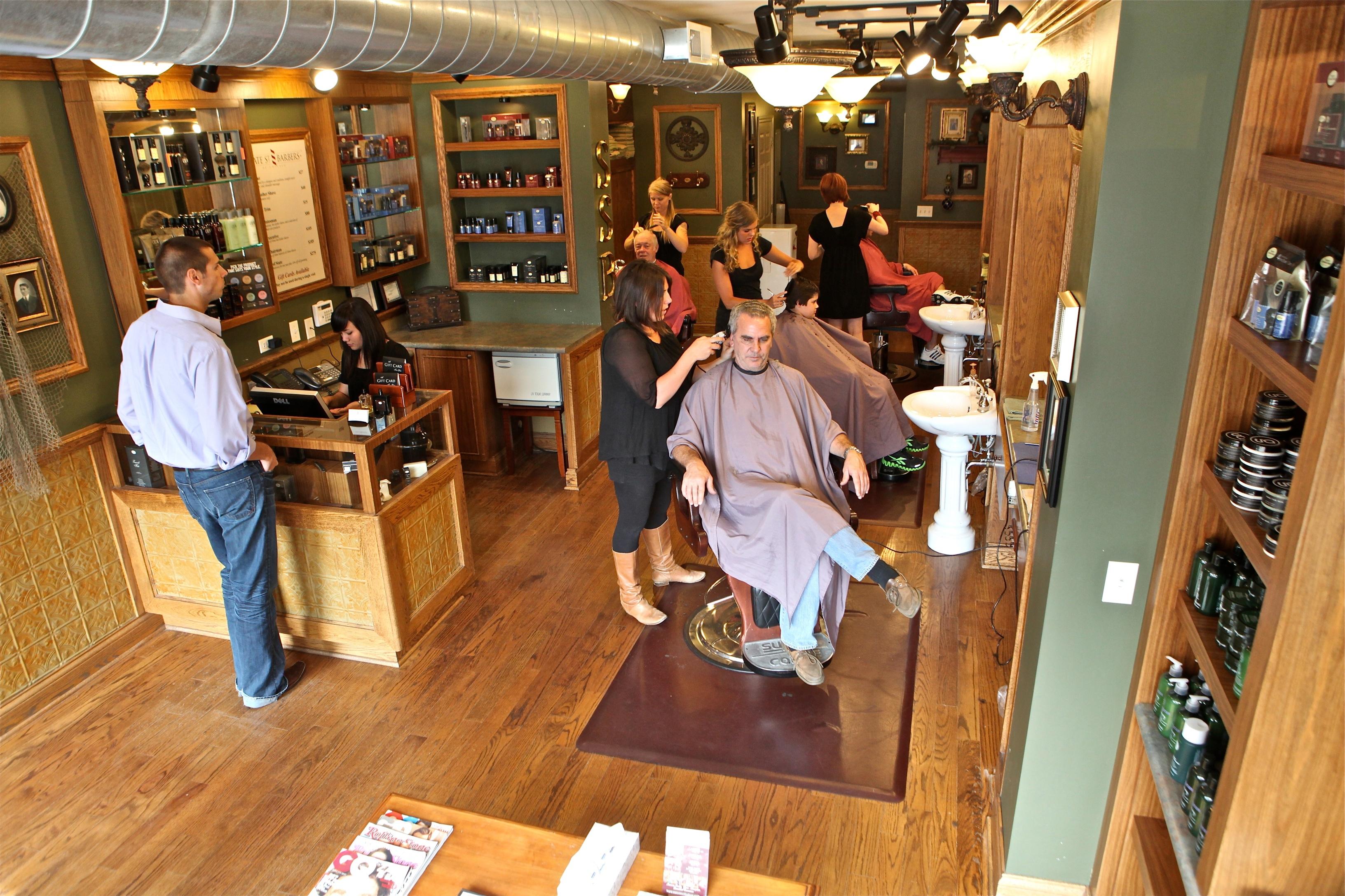 State Street Barbers image 1