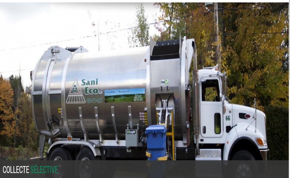 Sani Eco Inc à Granby