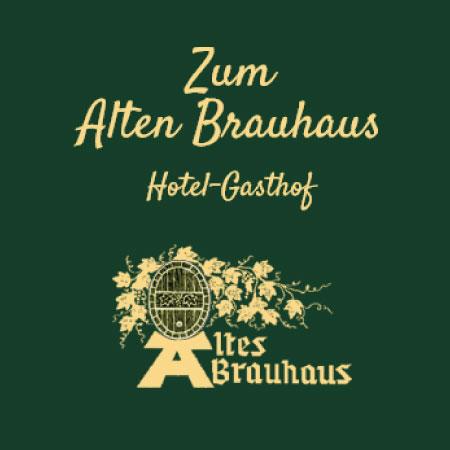 Logo von Hotel Zum Alten Brauhaus