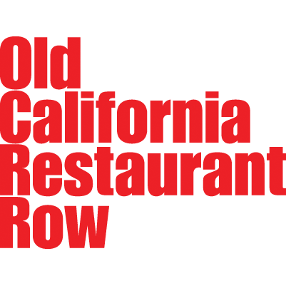 Old California Restaurant Row