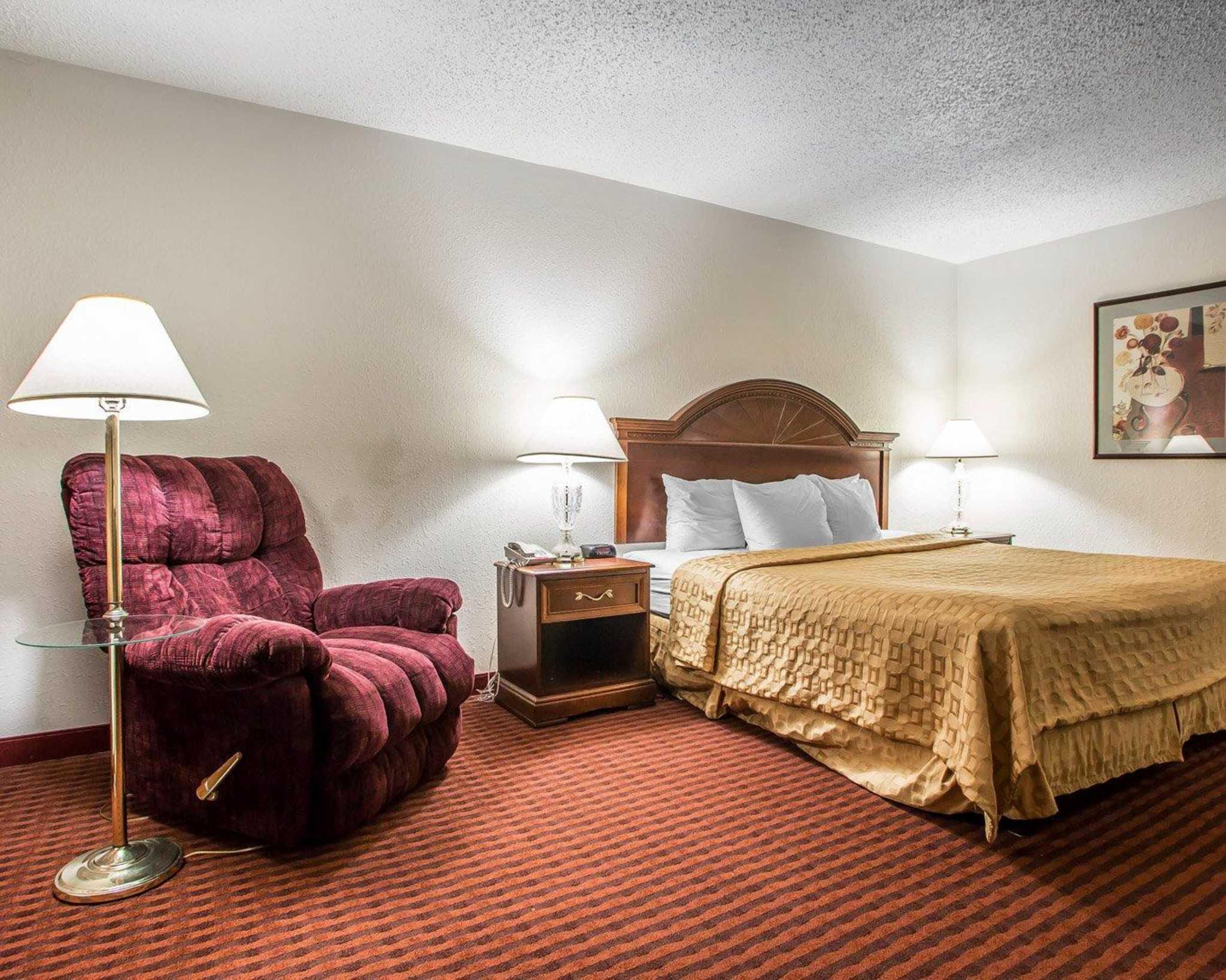 Clarion Hotel Highlander Conference Center image 31