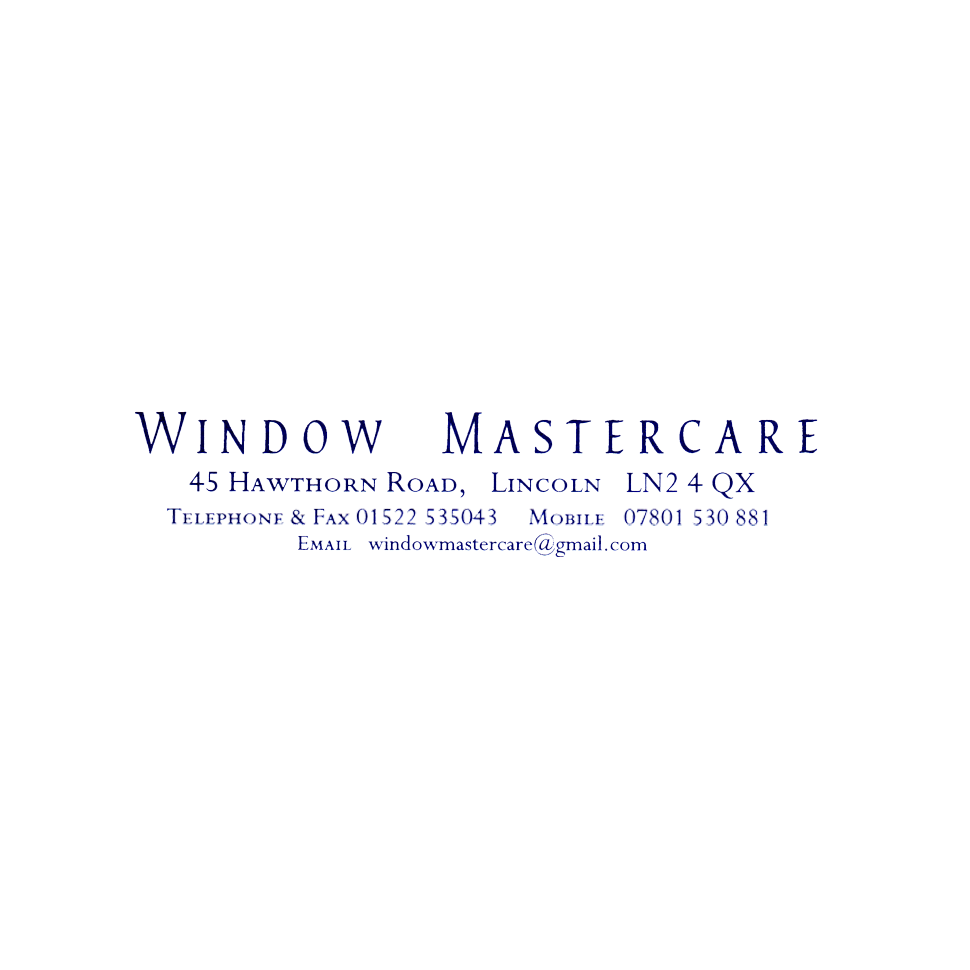 Window Mastercare - Lincoln, Lincolnshire LN2 4QX - 01522 535043 | ShowMeLocal.com