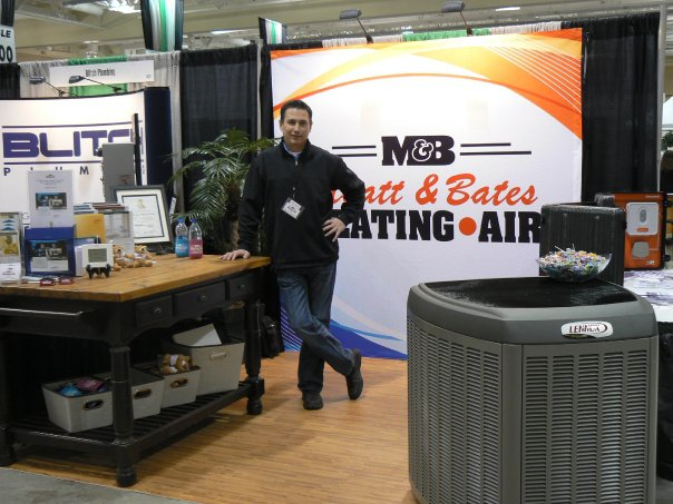 M&B Heating and Air in Charleston, SC, photo #5