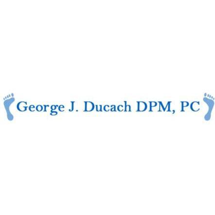 George J Ducach DPM