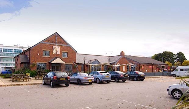 Hotels Near Aintree Liverpool