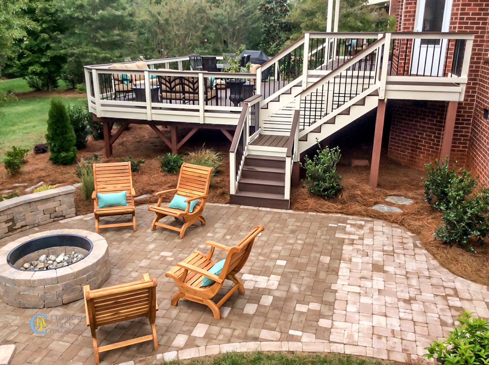 Charlotte Decks and Porches, LLC image 1