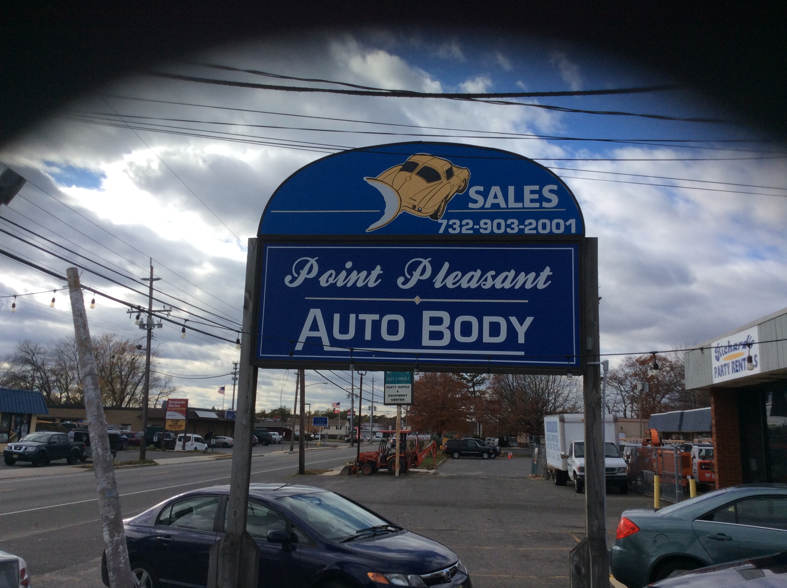 Point Pleasant Auto Body image 1
