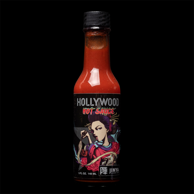 Click to expand image of Hollywood Hot Sauce