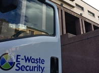 Our recent hard drive shredding and data destruction project for the County of Los Angeles TREASURER AND TAX COLLECTOR's office in Los Angeles, CA.