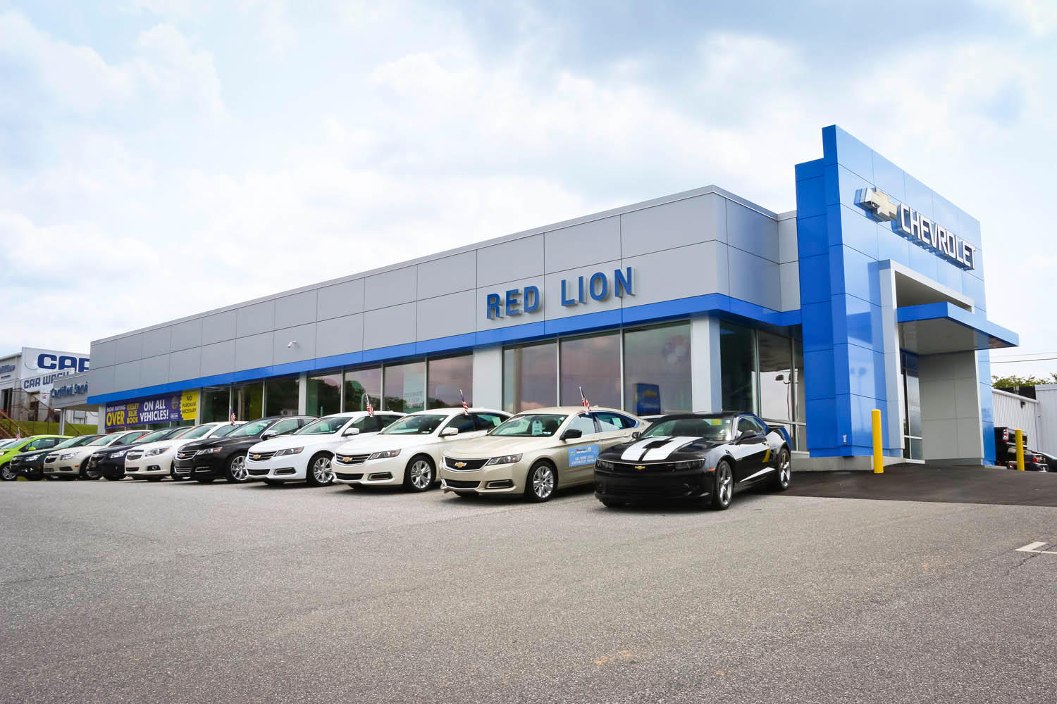 Red Lion Chevy - ad image
