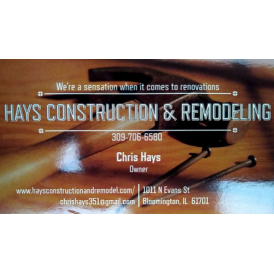 Hays Construction and Remodeling image 5