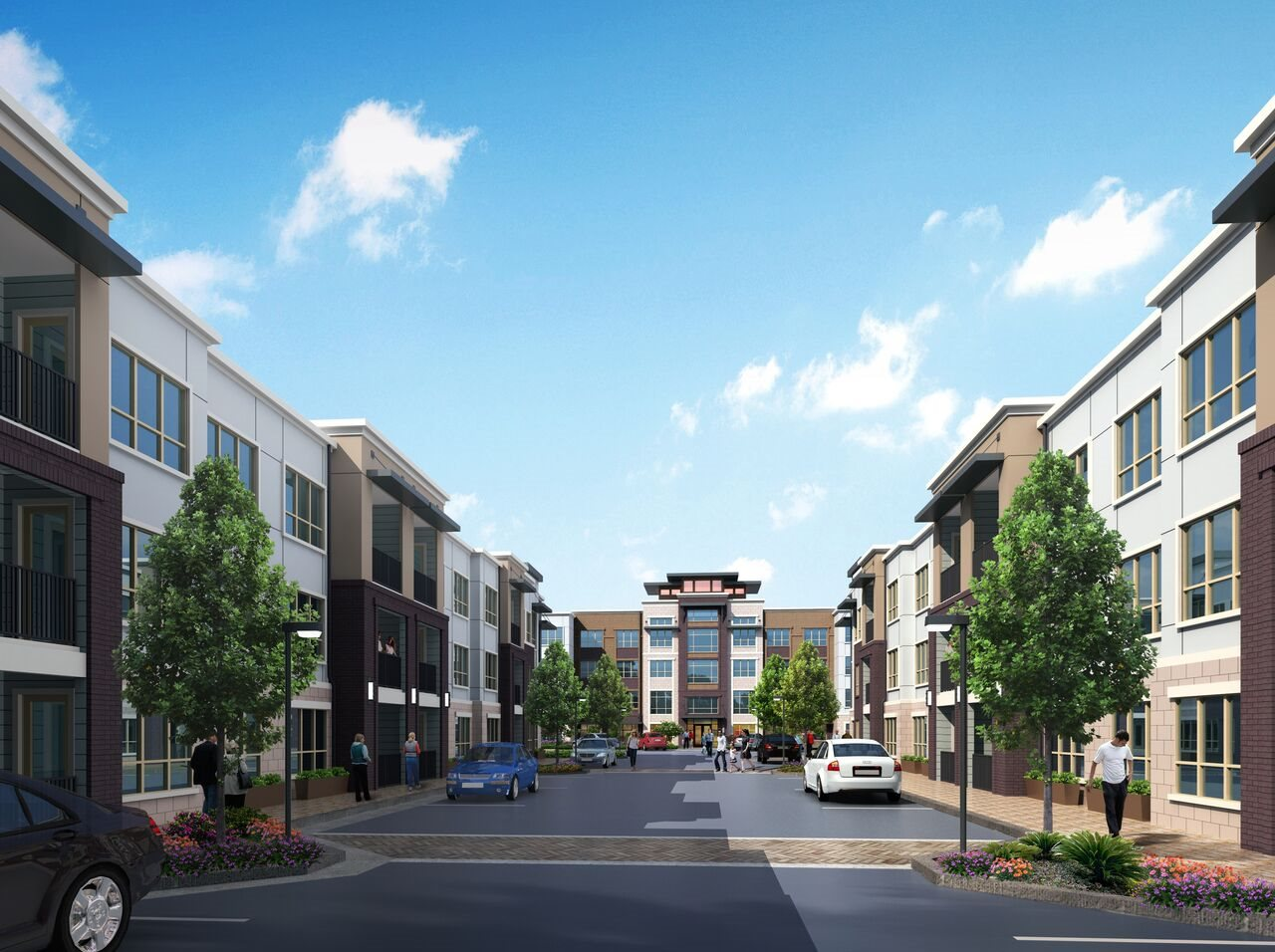 Everly Apartments image 0