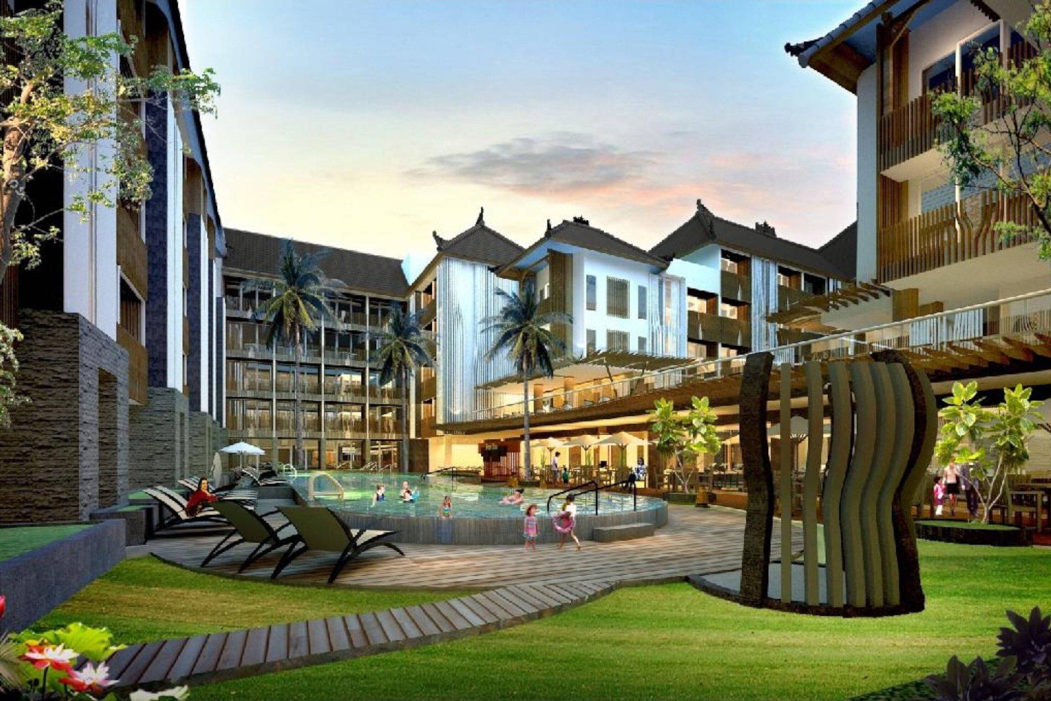 Fairfield by Marriott Bali Kuta Sunset Road