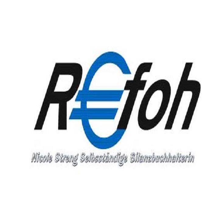 REFOH - Selbst. Buchhalter und Dipl. Lohnverrechner Nicole Hofer Logo