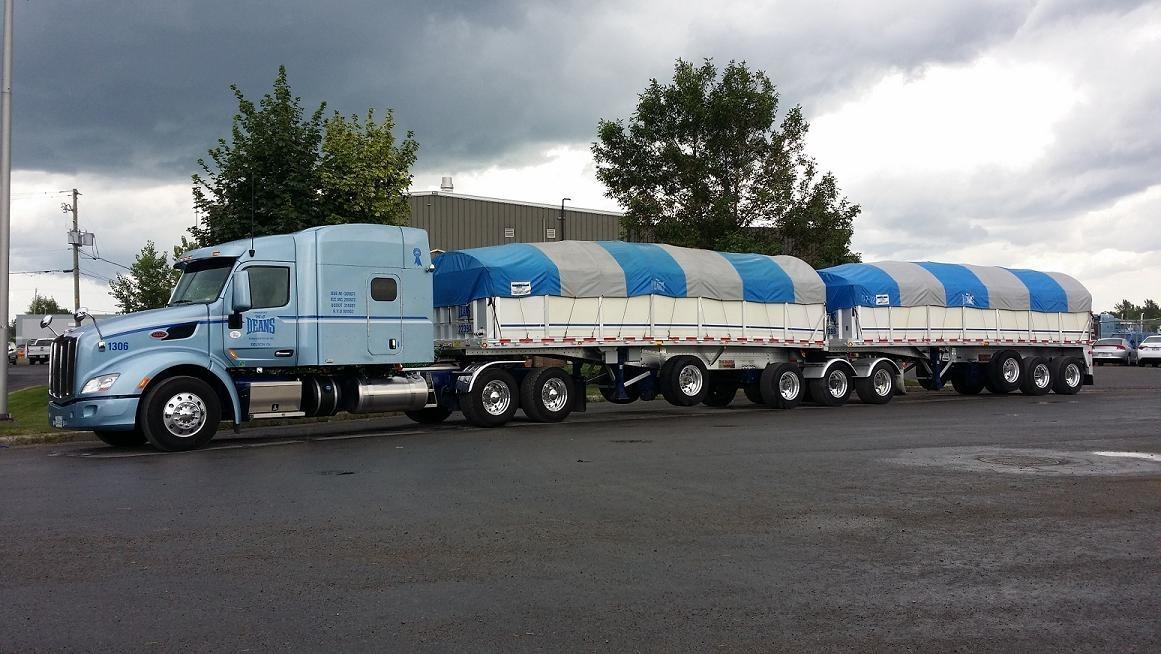 Deans W J Transport Inc à Delson