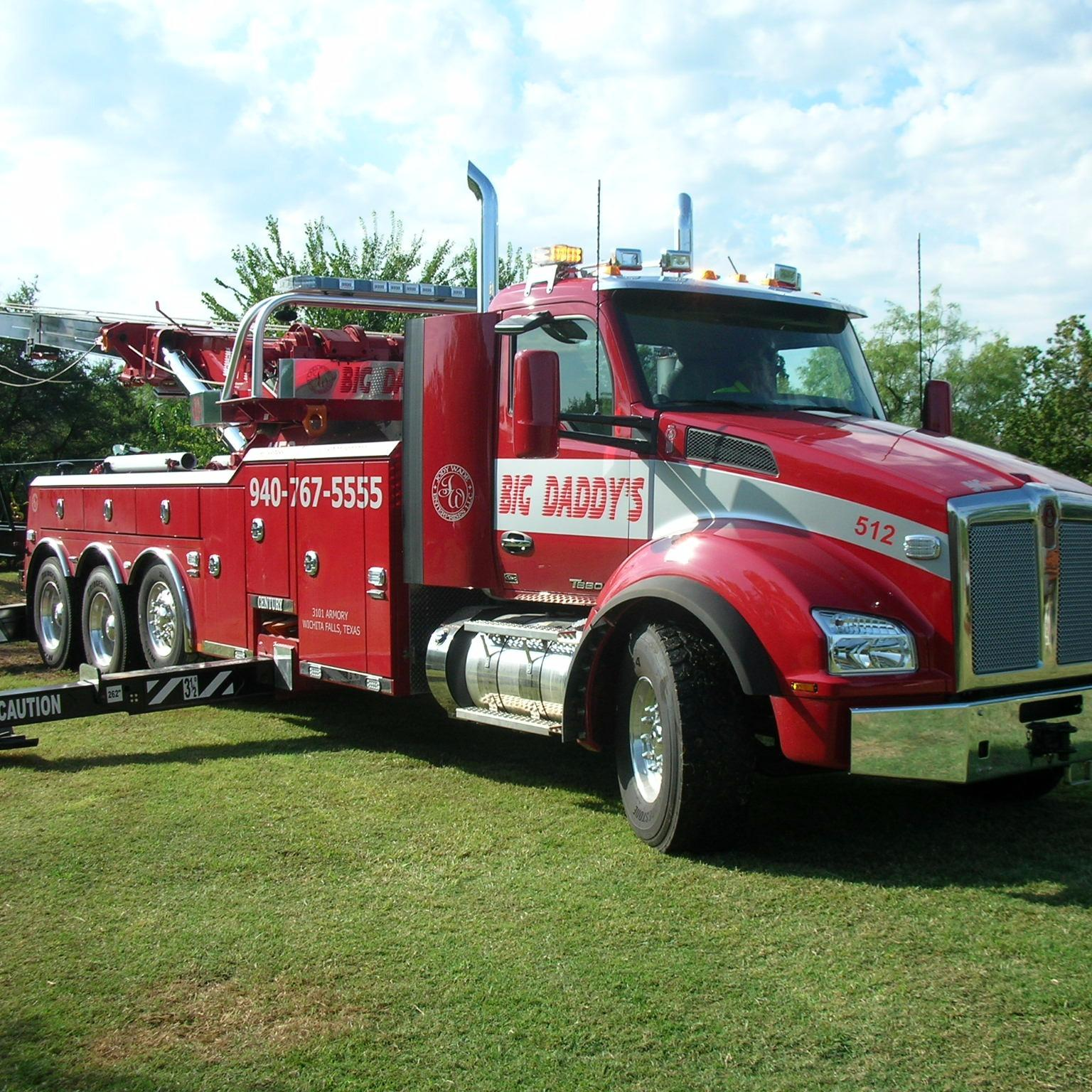 Big Daddys Towing Recovery