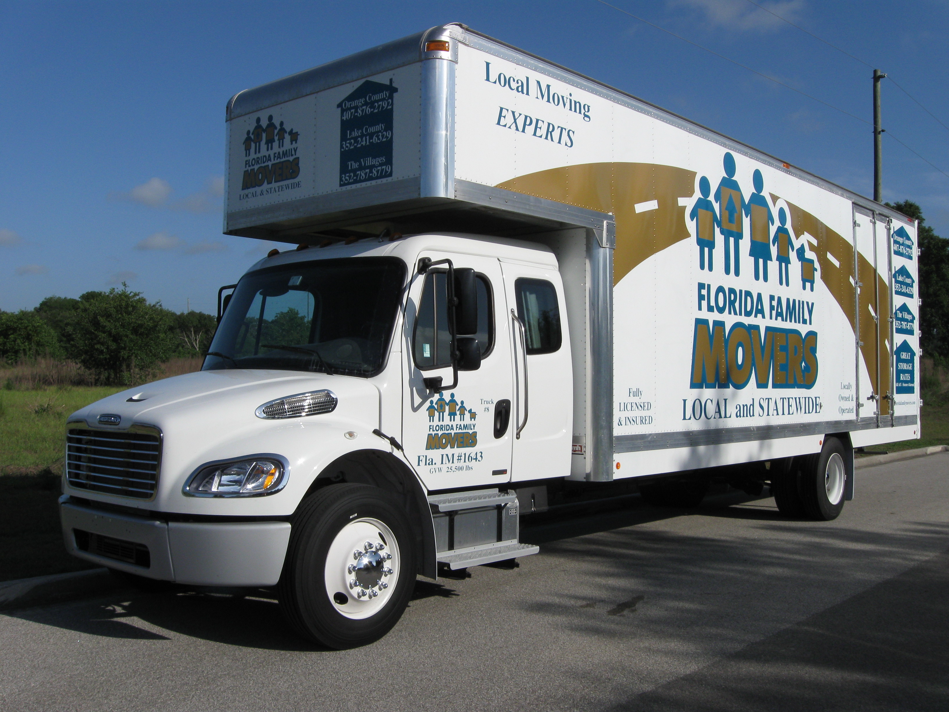 Florida Family Movers