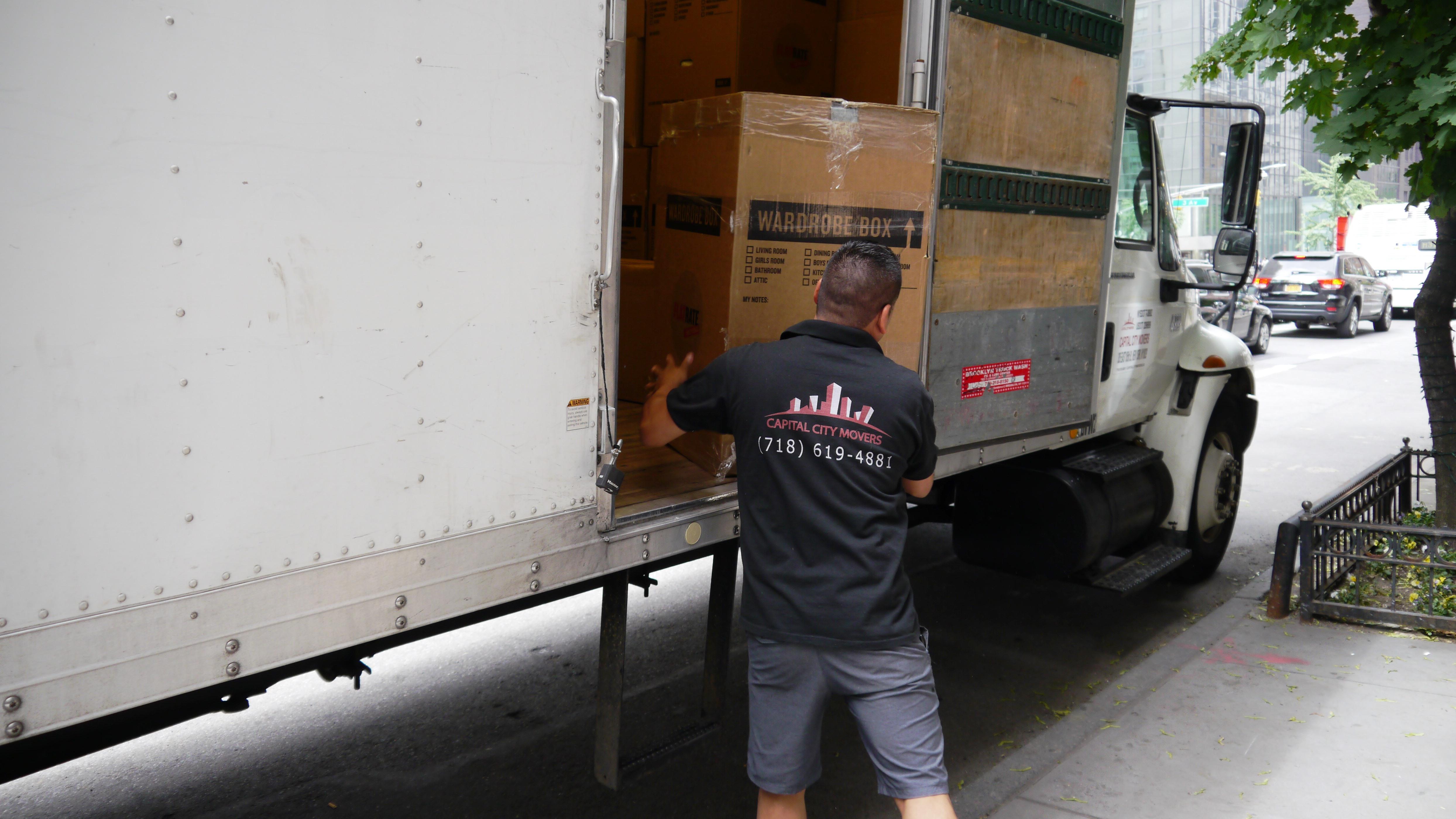 Capital City Movers NYC image 89