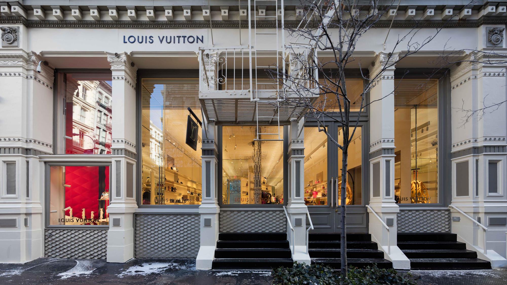 Louis Vuitton New York SoHo image 0