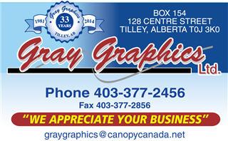 Gray Graphics Ltd in Tilley