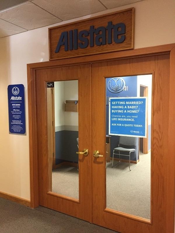 Pete Burns: Allstate Insurance image 9