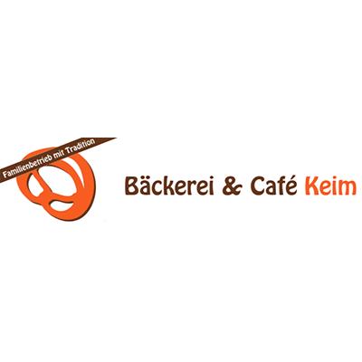 Logo von Bäckerei & Café Keim Inhaber Boris Keim Bäckermeister