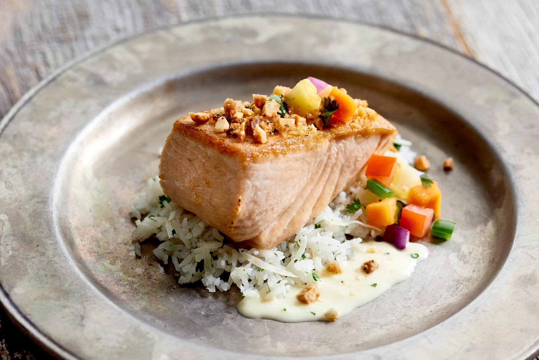 Ask about our daily fresh fish selections!