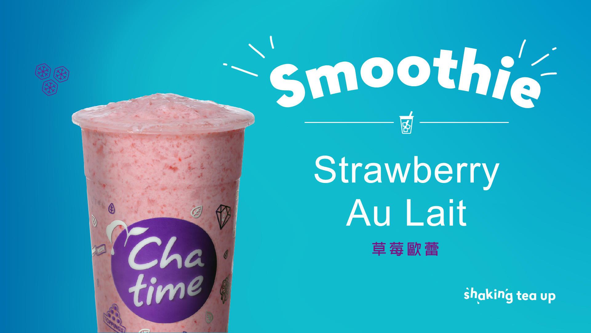 Chatime Bubble Tea & Slurping Noodles image 15