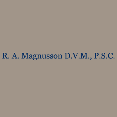 Magnusson D.V.M., Roger A.