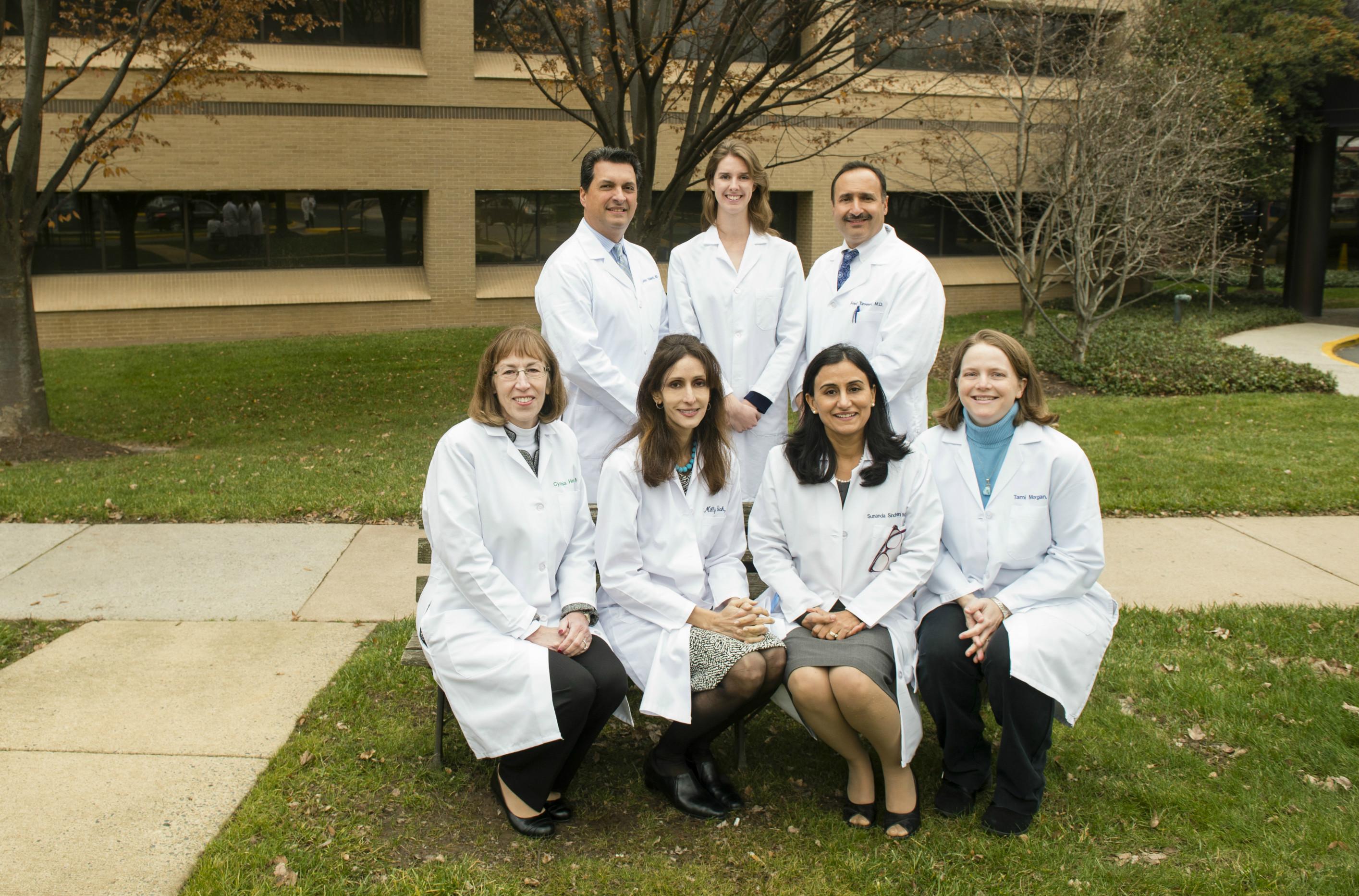 Internal Medicine Associates Of Reston Team