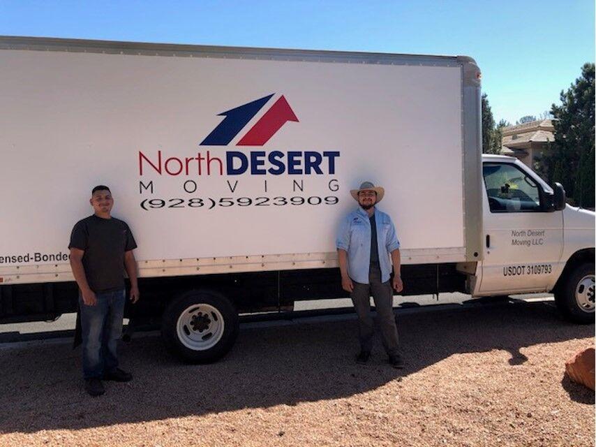 North Desert Moving LLC image 2