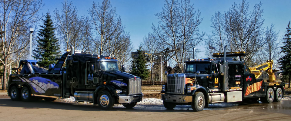 A-1 Equipment Hauling & Towing in Fort McMurray