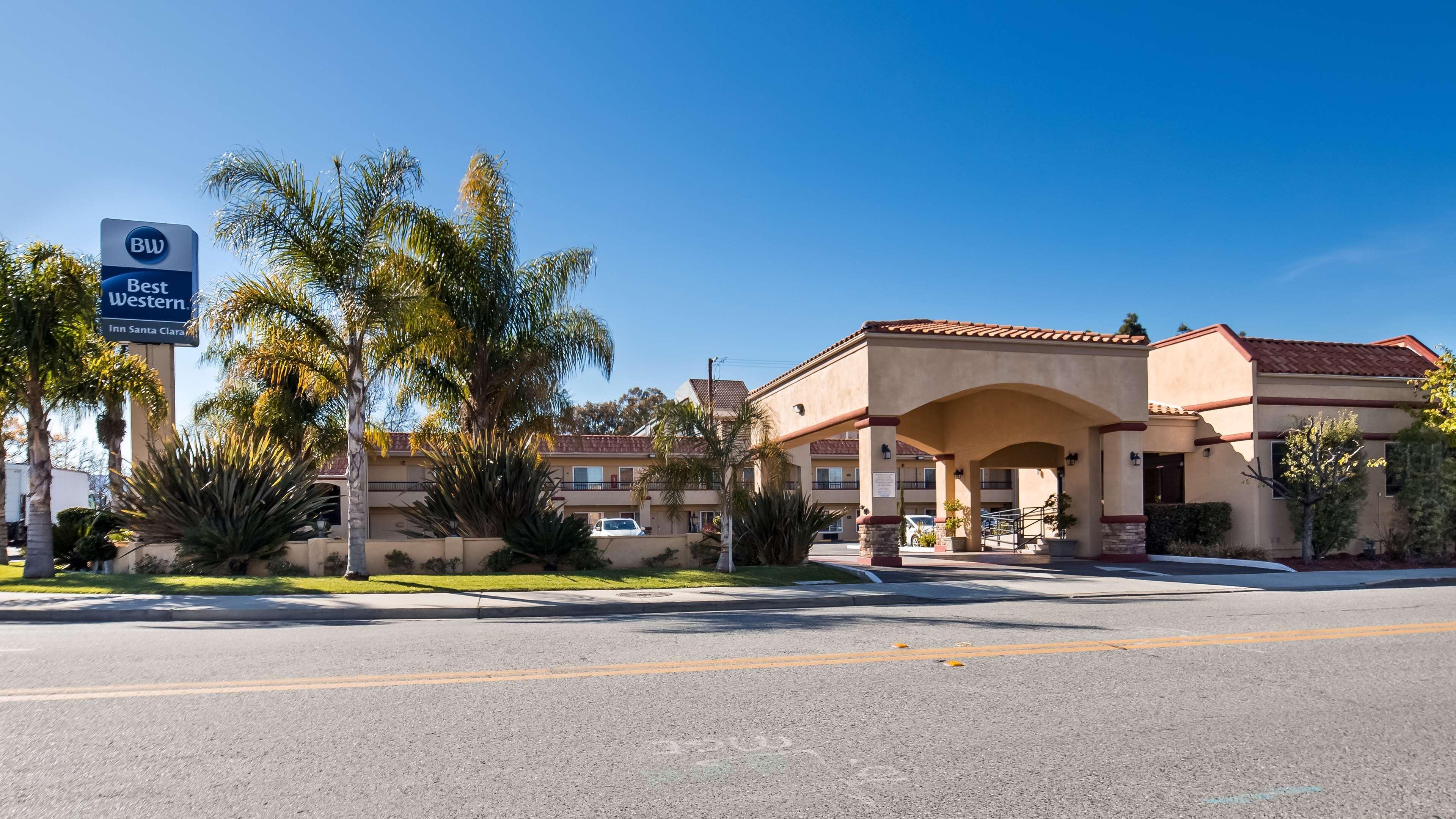 Best Western Inn Santa Clara image 1