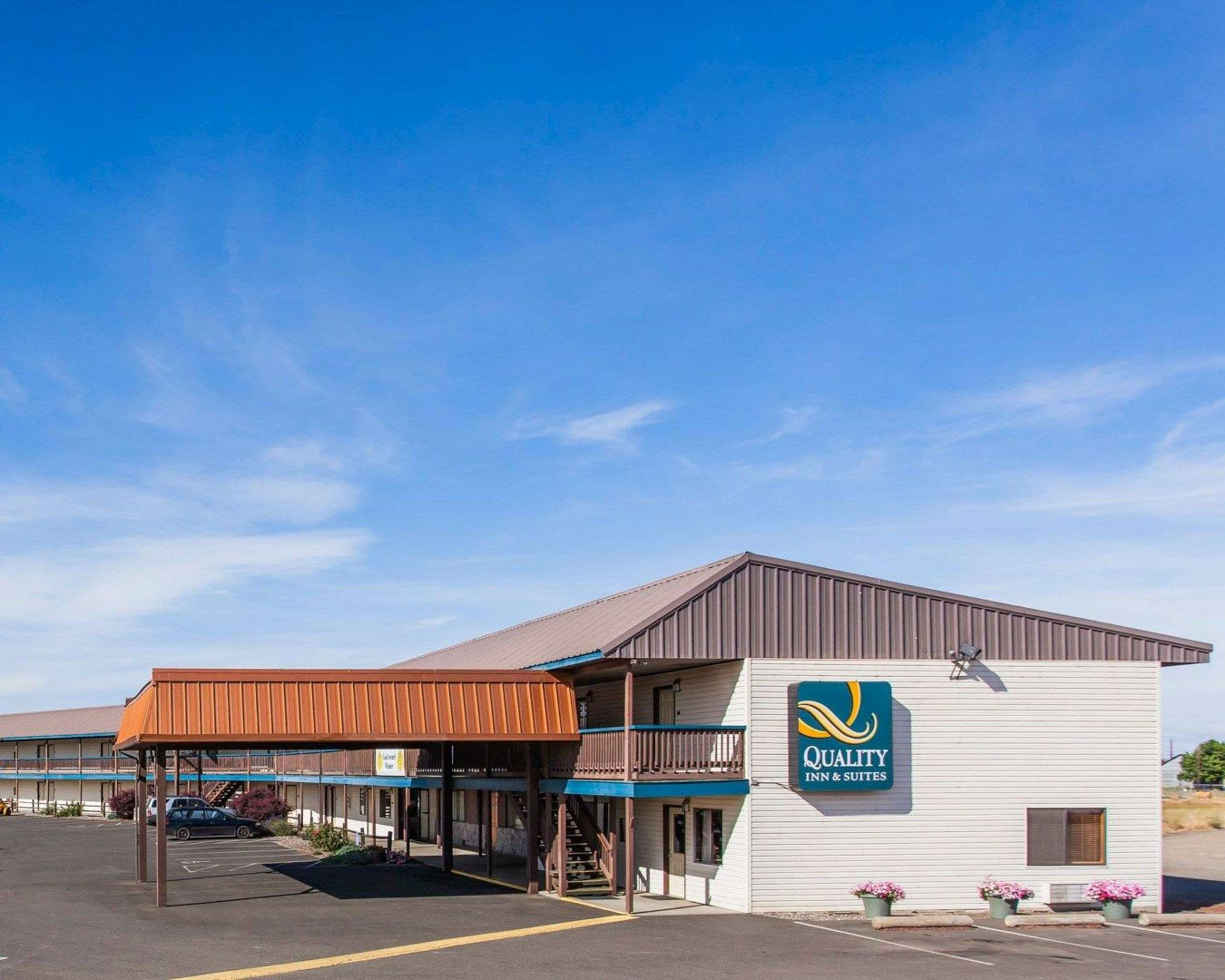 Quality Inn & Suites Goldendale in Goldendale, WA, photo #2