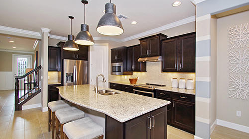 Lakes at Waterway Village by DiVosta Homes image 1