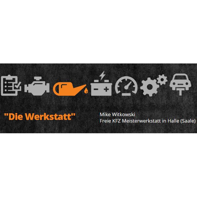 """Logo von """"Die Werkstatt"""" Inh. Mike Witkowski"""