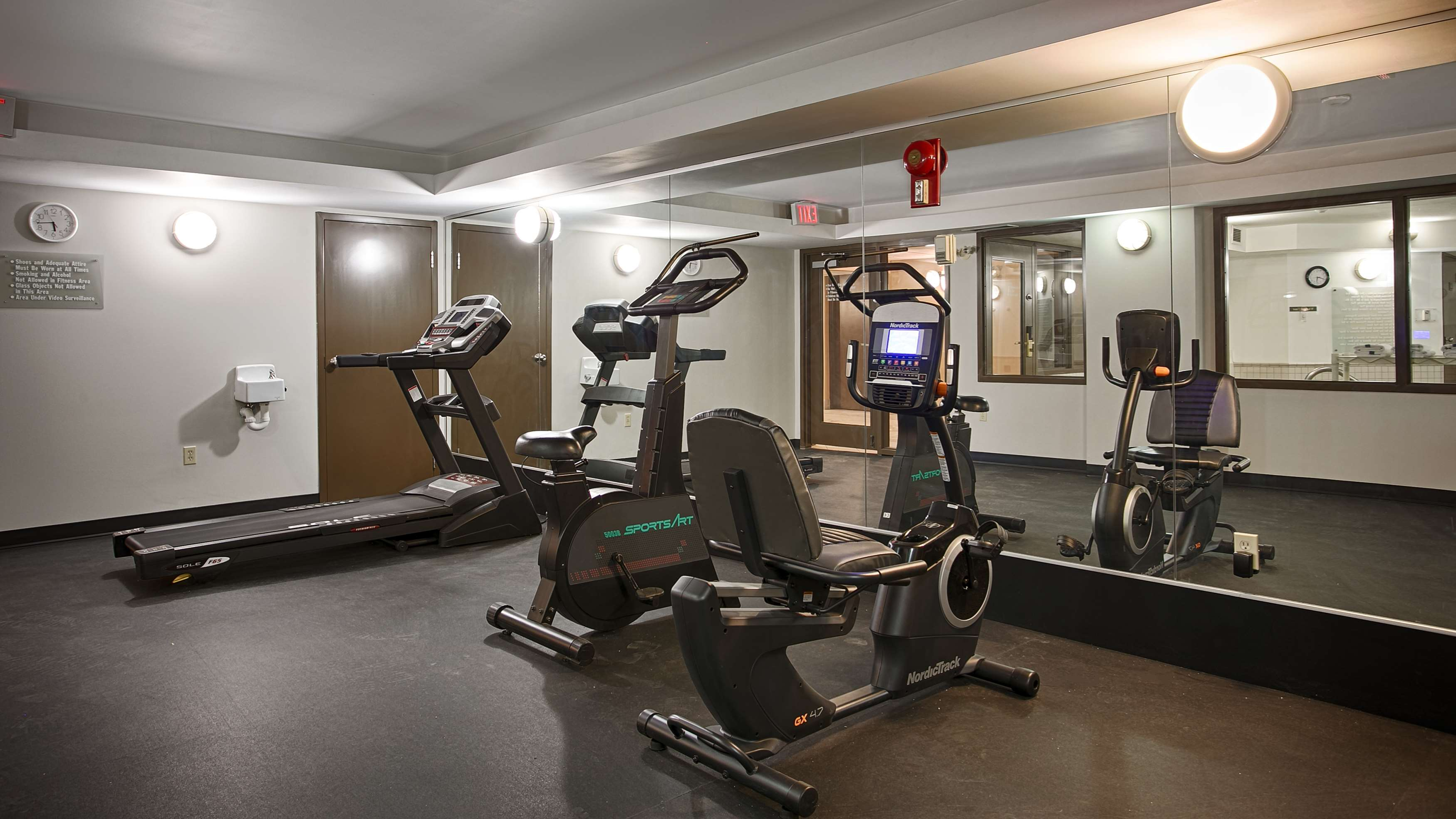 Best Western Airdrie in Airdrie: Fitness Center