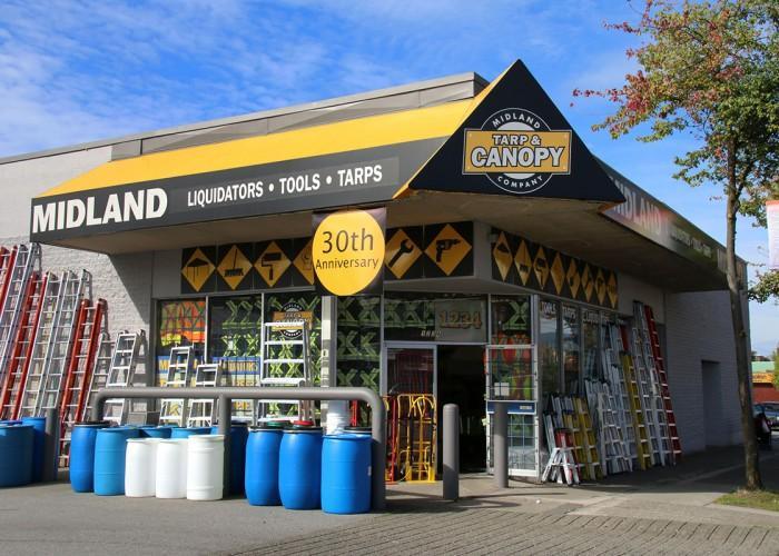 Midland Liquidators in Vancouver